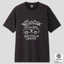 VOLKSWAGEN WESTFALIA CAMPER T-SHIRT GR. XL OFFICIAL VW LICENSED PRODUCT UNIQLO
