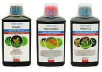 Easy Life Ferro Easy Profito Easy Carbo 3 er Set a`500 ml Pflanzen Dünger