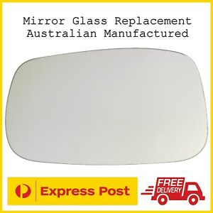 Proton Preve  2013-2018 Left Passengers Side Mirror Glass Replacement