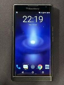 BlackBerry Priv Android Smartphone Top-Zustand Ohne Simlock Viel Zubehör OVP