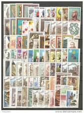 IN80d - ITALIA REPUBBLICA - Lotto francobolli MNH - (**) - dal 1971 al 1980