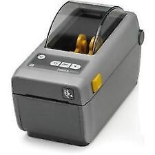 Zebra DT Zd410 2in 203dpi USB BTLE