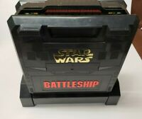 STAR WARS Electronic Battleship Milton Bradley Collectible 100% Complete TESTED