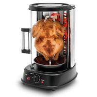 NutriChef PKRTVG34 Rotating Kebob Cooker Vertical Rotisserie Oven