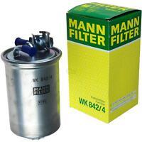 Original MANN-FILTER Kraftstofffilter WK 842/4 Fuel Filter