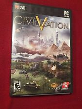 Sid Meier's Civilization PC Game Rated E 2008