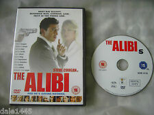 DVD - THE ALIBI - STEVE COOGAN