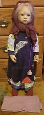 "2002 Annette Himstedt 32"" Doll- Minchen - Mint With Box & Shipper Ltd 139/277"