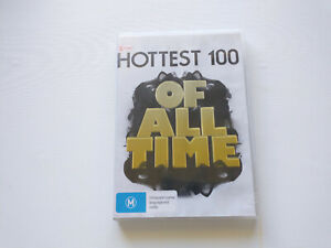 TRIPLE J HOTTEST 100 OF ALL TIME DVD - KILLERS, RADIOHEAD, GOTYE, THE CURE JJJ