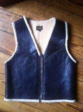 Eastman Leather C-3, Lammfell-Weste, Größe US 38/ EU 48, Neupreis: ca. 550,- EUR