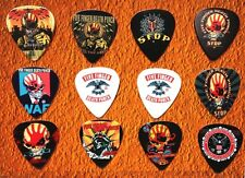 FIVE FINGER DEATH PUNCH Guitar Picks Full Colour Set of 12