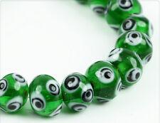 S.S  5 St.  Lampwork Beads Glasperle lb020