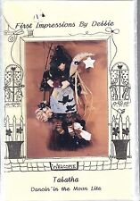 Vintage Craft Sewing Pattern First Impressions Debbie Dancing in the Moonlight