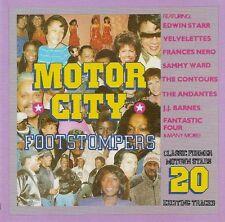 Motorcity Footstompers /J. J. Barnes Earl Van Dyke Bettye Lavette Barbara McNair