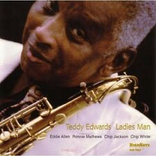Ladies Man - Teddy Edwards (2001, CD NIEUW)
