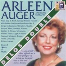 Arleen Auger American Soprano / Various Artists 0013491371221 by Schwarz CD