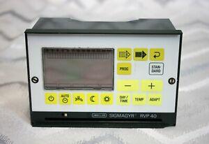Landys & Gyr Sigmagyr RVP40 Steuerung Regelung