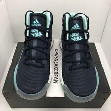 Adidas Crazy Explosive 2017 PK Primeknit NYC Blue CQ0576 MENS Size 13 New Y