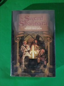 Terry Brooks - The Sword of Shannara - Raven Book 1st/1st signed