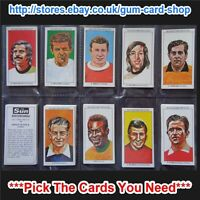 Paul Round Blackburn Rovers #708 The Sun Soccercards 1978-79