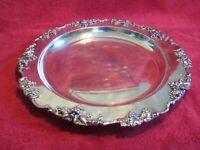 "Vintage 14"" Ornate Tray/Platter"