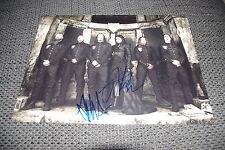 LACUNA COIL Cristina Scabbia + Ferro signed Autogramme auf 20x28cm Foto InPerson