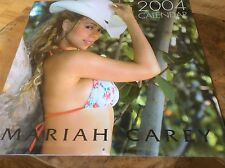 Mariah Carey - Calendar - 2004 Fan Club Only - Still Sealed.