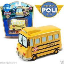 Robocar poli miniature car series school B