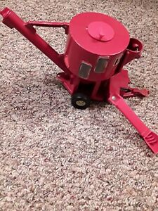 Vintage ERTL IH International Harvester  Feed Mixer Corn Hopper Farm Toy