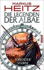 Markus Heitz - Tobender Sturm - Die Legenden der Albae (5)  UNGELESEN