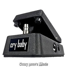 Dunlop Cry Baby Mini Wah Effects Pedal CryBaby CBM95 NEW