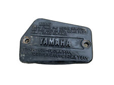 Yamaha Fzr1000 Clutch Master Cylinder Lid From A 1988 Model