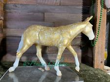 Breyer Model Horse Mule Decorator Glossy Gold Florentine CM=)
