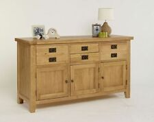 Oak French Country Dining Room Sideboards