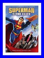 DC Comics Premiere Movie Superman VS The Elite Super Hero
