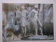 JAMES COWIE SCOTTISH  ARTIST PAINTER BOURNE GALLERY  EXHIBITION CATALOGUE 1992