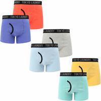 New Mens Tokyo Laundry Nantes 2 Pack Contrast Boxer Shorts Trunks Set Size S-XXL