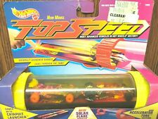 Hot Wheels Top Speed Catapult Launcher Tube Cyber Climber Corkscrew Solar Flare