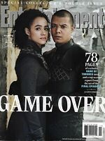 Entertainment Weekly Magazine Game Of Thrones Special Collector's Issue Cover 10