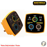 Martindale SB13 Electrical Non-Trip Safe Break R2 UK Socket Test Adaptor