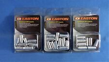 Lot of (3 Packages of 12) Easton Aluminum Arrow RPS Inserts 2413 MPN 291645