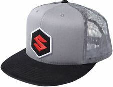 NEW FACTORY EFFEX SUZUKI MARK TRUCKER SNAPBACK HAT CAP LID SNAP BACK ADJUSTABLE