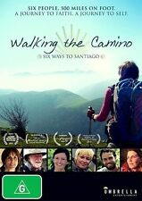 Walking The Camino (DVD, 2015) BRAND NEW SEALED