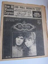 NME 12/1968 Esther Ofarim Cream Gun Bee Gees Bonzo Dog Supremes James Taylor