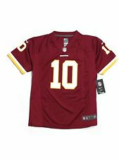 New Youth Washington Redskins RG3 Griffin III #10 Football Jersey Size L 14/16