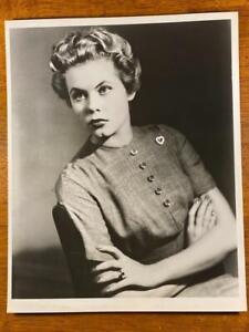1954 STAMPED Elizabeth Montgomery Headshot Original TV Movie Still Photo A207