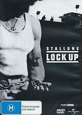 Lock Up - Drama / Mystery / Crime / Thriller - Sylvester Stallone - NEW DVD