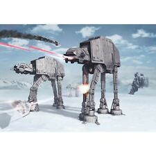 STAR WARS BATTLE OF HOTH WALLPAPER WALL MURAL 3.68m x 2.54m ROOM DECOR