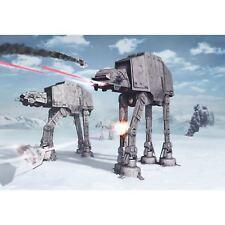 Star Wars Battle Of Hoth Tapeten Wandbild 3.68m M X 2.54m Zimmerdekoration