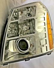 2007-2009 Cadillac Escalade Head Lamp Assembly HID Left Side